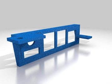 Image of Retropie-Gehäuse zum 3D-drucken für Raspberry Pi (Handheld)-Konsolen: Update für deine SNES (Raspberry Pi SNES Gehäuse)