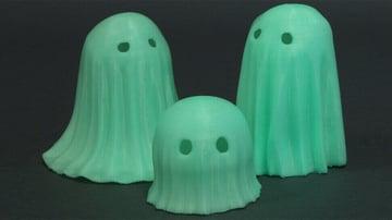 Image of 3D Printer Filament Buyer's Guide: Glow-in-the-Dark
