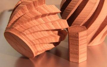 Image of 3D Printer Filament Buyer's Guide: Wood