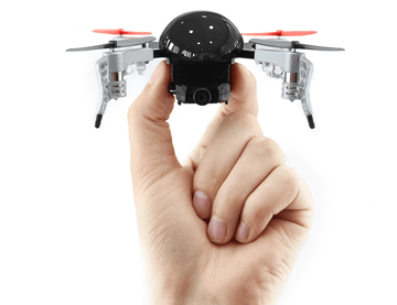 Image of 3D Printed Toys – 11 Ideas for Children of all Ages: Build aDrone