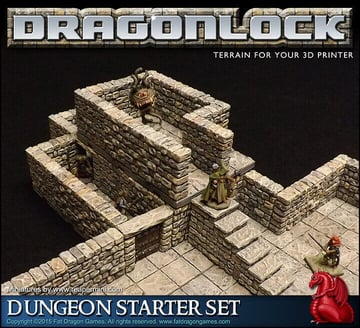 Image of 3D Printed Toys – 11 Ideas for Children of all Ages: Build YourTabletop RPG Tools