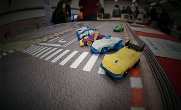 Image of 3D Printed Toys – 11 Ideas for Children of all Ages: Customized Racing Cars