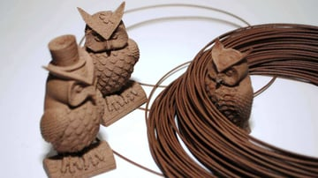 Image of 3D Printing Materials Guide: Wood