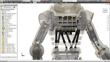 Image of Die 19 besten CAD-Programme (Professionelle CAD-Software): Inventor