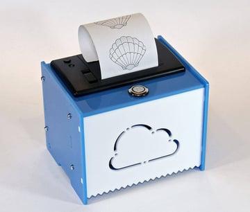 Image de Meilleur projet Raspberry Pi à imprimer en 3D: Imprimante « Internet-of-Things »
