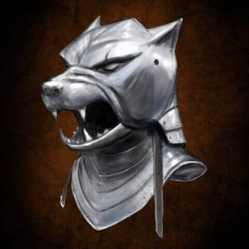 Image of Game of Thrones 3D Models to 3D Print: The Hound's Head Helm