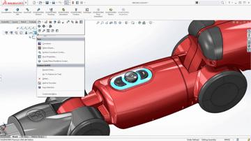 Image of Best 3D Software (3D Modeling Software / 3D Design Software): Solidworks