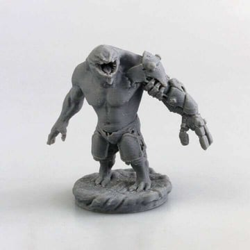 Orc Classic Creatures Icons of the Realms #1 D/&D Miniature