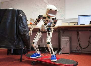 Image of 3D Printed Robot: Poppy Project