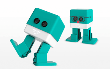 Image of 3D Printed Robot: Zowi