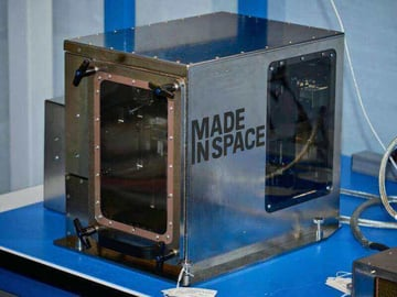 Image of Best 3D Printing Companies: Made In Space