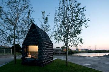 Image de Bâtiment / Structure / Maison imprimée en 3D: Urban Cabin