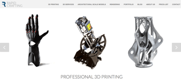 Imagen de Servicio de impresión 3D: RapidCrafting