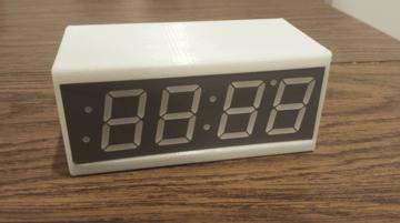 Image de Meilleur projet Raspberry Pi à imprimer en 3D: Horloge intelligente