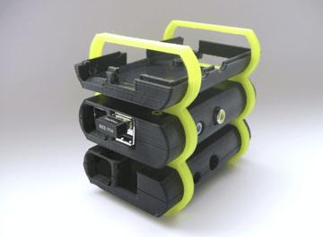 Image de Meilleur projet Raspberry Pi à imprimer en 3D: Grappe de serveurs