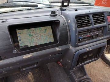 Image de Meilleur projet Raspberry Pi à imprimer en 3D: Système de navigation embarqué