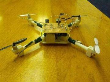 Image of Die besten Arduino-Projekte für deinen 3D-Drucker: Arduino Quadcopter
