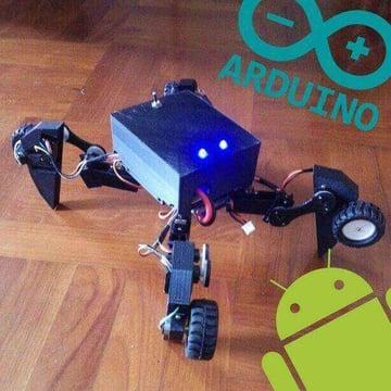 Image of Die besten Arduino-Projekte für deinen 3D-Drucker: Transformer