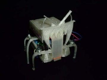 Image of Die besten Arduino-Projekte für deinen 3D-Drucker: Hexapoduino