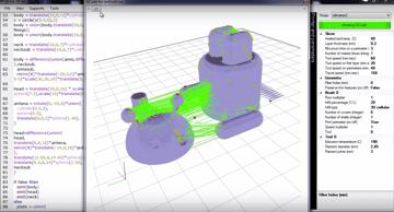 Imagen de Slicer 3D/Programma de corte para impresoras 3D: IceSL
