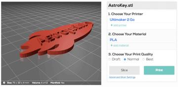 Image of Best 3D Printer Slicer Software: Astroprint