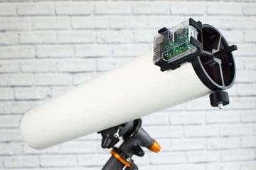 Image de Meilleur projet Raspberry Pi à imprimer en 3D: Télescope