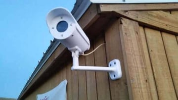Image de Meilleur projet Raspberry Pi à imprimer en 3D: Caméra de surveillance