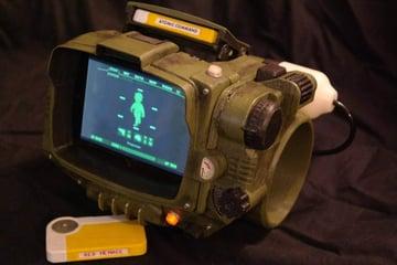 Image de Meilleur projet Raspberry Pi à imprimer en 3D: Pip-Boy