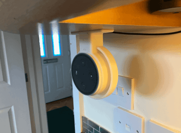 Image of The Best Echo Dot Accessories to 3D Print: Doughnut