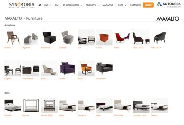 Imagen de Modelos 3D gratuitos: Syncronia