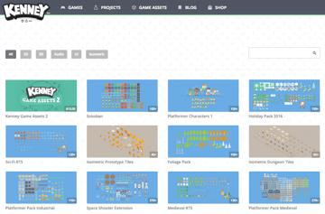 Imagem de Melhores sites para baixar modelos 3D gratuitos: Kenney