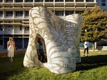 Image de Bâtiment / Structure / Maison imprimée en 3D: Bloom