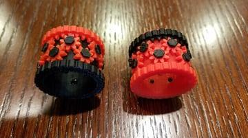 Image of Great DIY Fidget Toys & Fidget Spinner Alternatives: Twisty Fidget Toy Thing 2