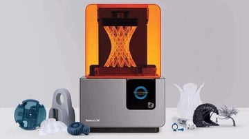 Image of Formlabs Form 2: Best Resin 3D Printer