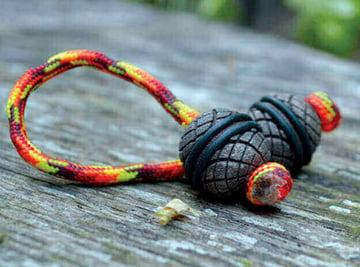 Image of Great DIY Fidget Toys & Fidget Spinner Alternatives: Spiro Begleri Beads