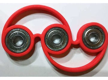 Image of Best Fidget Spinner Toys to Buy or DIY: The Swirl