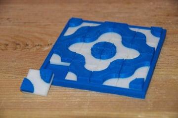Image of Great DIY Fidget Toys & Fidget Spinner Alternatives: Truchet Tiles