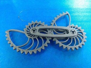 Image of Great DIY Fidget Toys & Fidget Spinner Alternatives: Nautilus Gears