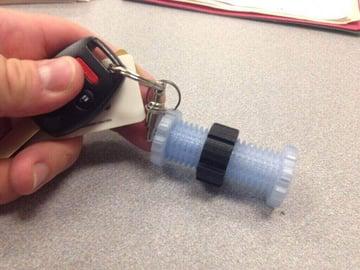 Image of Great DIY Fidget Toys & Fidget Spinner Alternatives: Trick Bolt Fidget