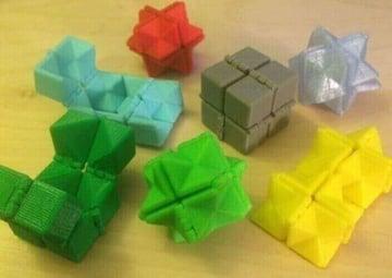 Image of Great DIY Fidget Toys & Fidget Spinner Alternatives: Fidget Star