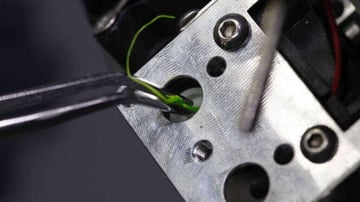 Image of 3D Printing Troubleshooting Common 3D Printing Problems: Blocked Nozzle