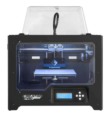 Image of Best Budget 3D Printer Priced Under $1000: FlashForge Creator Pro