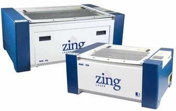 Image of Die besten Lasergravierer / Laser-Engraver: Lasergravierer Zing 16 von Epilog