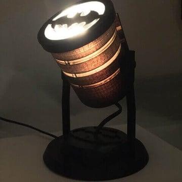 Image of Batman 3D Logos And Symbols: Bat Signal Lamp