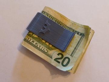 Image of Batman 3D Logos And Symbols: Money Clip