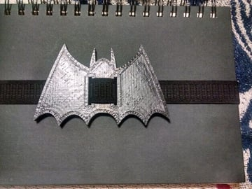 Image of Batman 3D Logos And Symbols: Book Keep