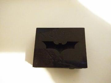 Image of Batman 3D Logos And Symbols: Batman Belt Buckle