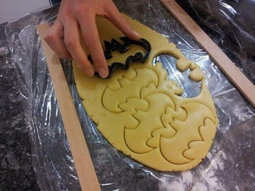 Image of Batman 3D Logos And Symbols: Cookie Cutter