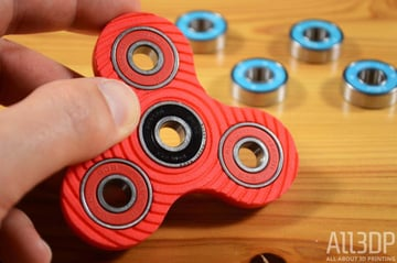 Image of Best Fidget Spinner Toys to Buy or DIY: Spinning Fidget Toy