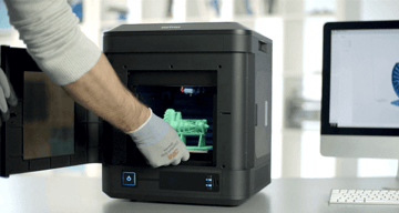 Image of Best 3D Printing Companies: Zortrax